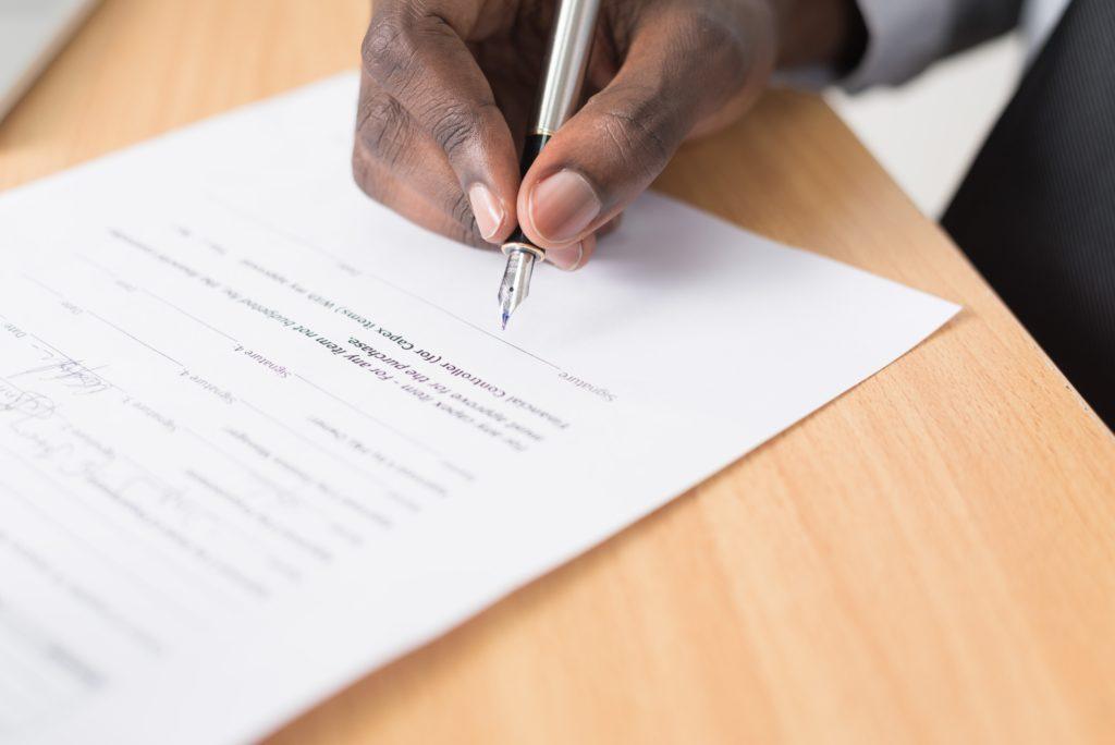 Contrat de vente - entreprendre.ch
