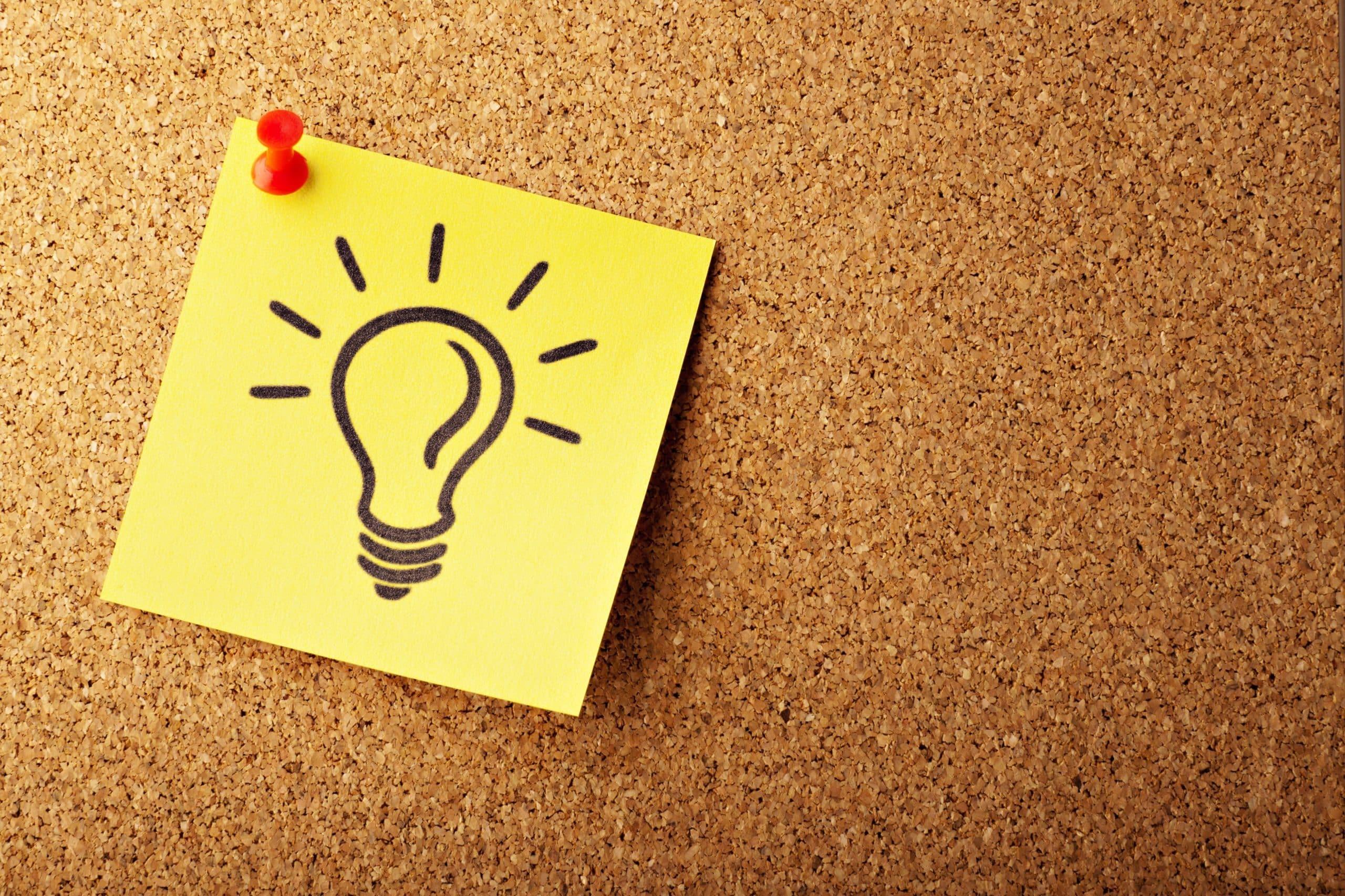 L'idée, partie essentielle du business plan